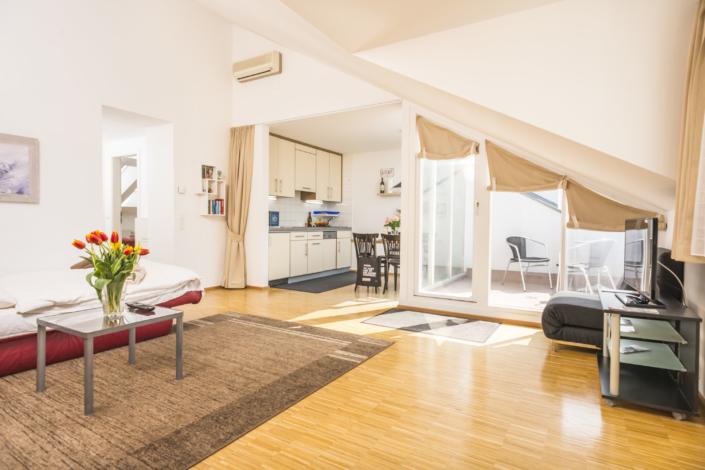Appartements Ferchergasse Apartment 1