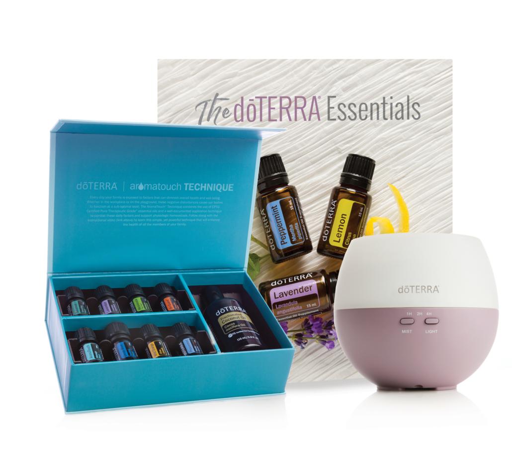doTERRA ätherische Öle Aromatouch Kit 3