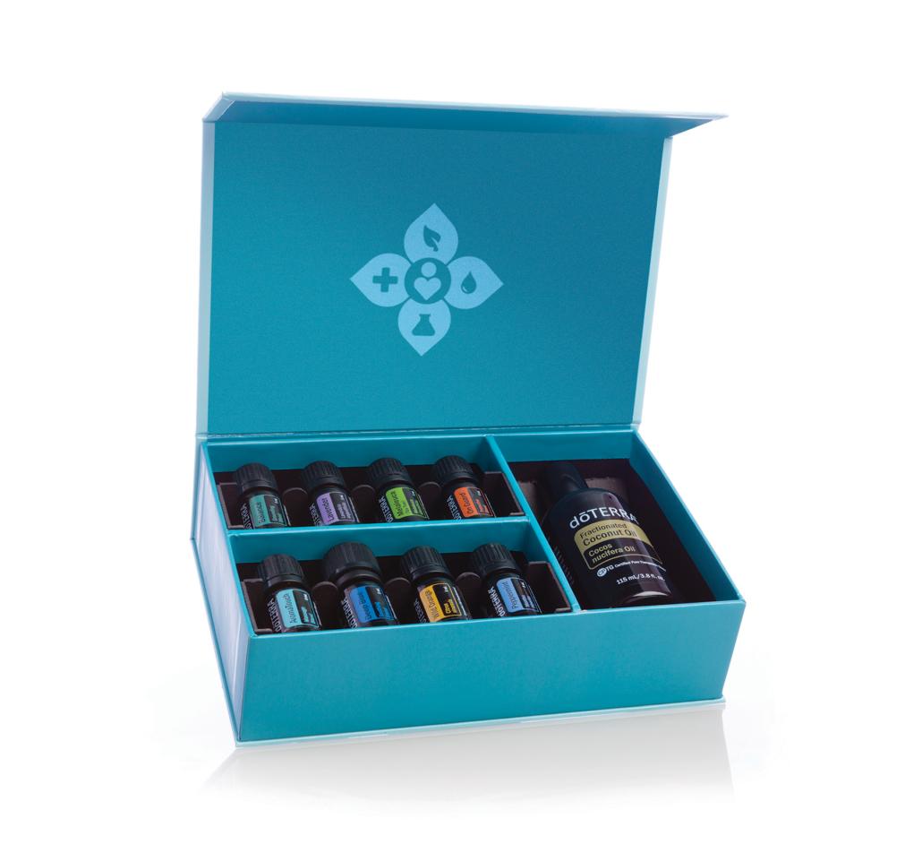 doTERRA ätherische Öle Aromatouch Kit