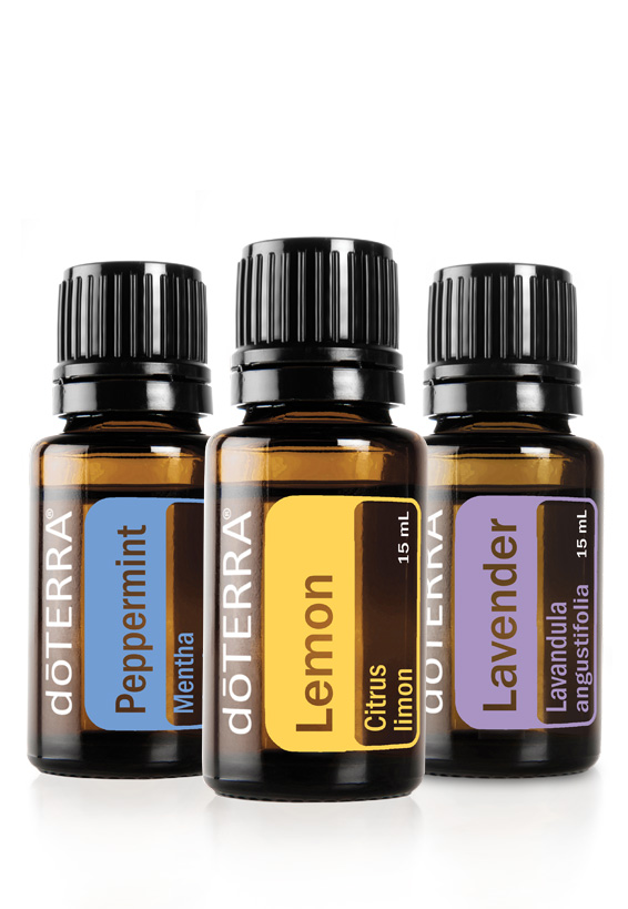 doTERRA ätherische Öle Beginners Kit