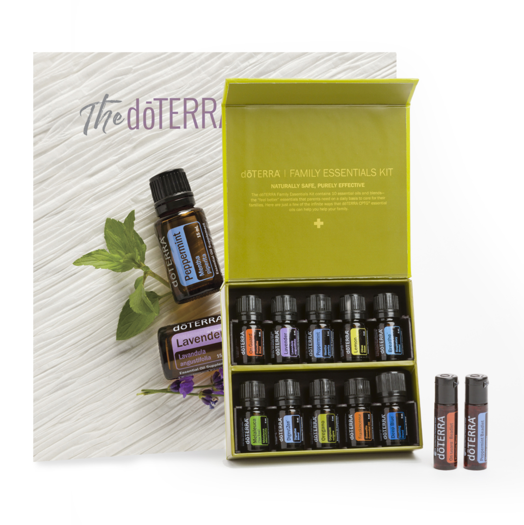 doTERRA ätherische Öle Family Essential Kit