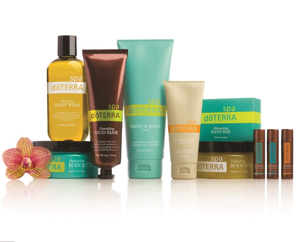 doTERRA Spa Collection