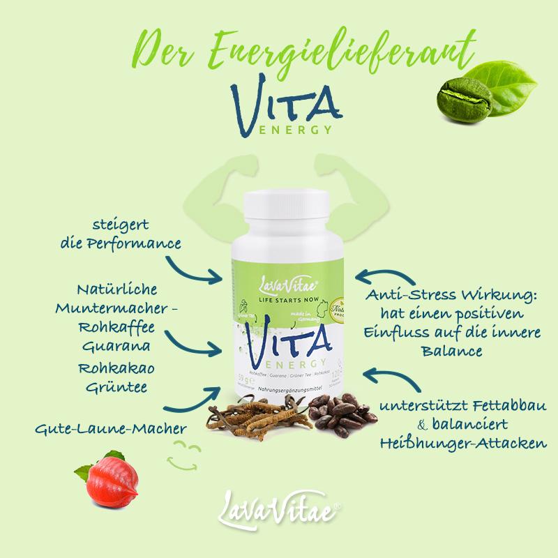 Vita Energy von LavaVitae